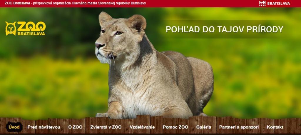 72cb1066a Zoznam ZOO, zveroparkov a kontaktných ZOO na Slovensku. , Cestomama ...